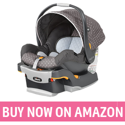 Chicco Keyfit 30 - Infant Car Seat Review