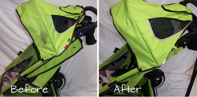 7 Tips for Cleaning Stroller 1