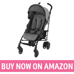 Chicco Liteway - Best Cheap Stroller for Travel