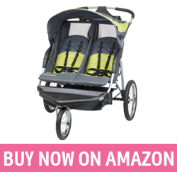 Baby Trend Expedition - Best Double Jogging Stroller