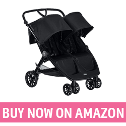 Britax B-Agile - Best Side by Side Double Stroller