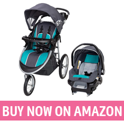 Baby Trend Pathway 35 - Best Jogging Travel System