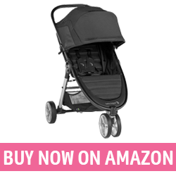 Baby Jogger City Mini GT - Best Baby Jogger for Runners
