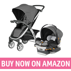 Chicco Bravo Trio - Best Travel Systems for Newborns