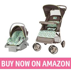Best Cosco Lift & Stroll - Best Lightweight Infant Travel System