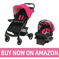 Graco Verb Click Connect - Best Lightweight Travel System