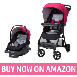 Safety 1st Smooth Ride - Best Affordable Travel System