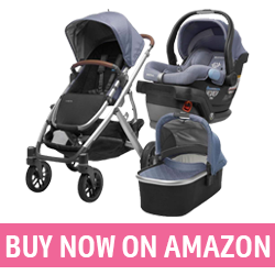 UPPAbaby Vista - Best 3 in 1 Travel System
