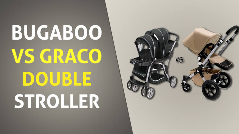 Difference Between Bugaboo and Graco Double Stroller