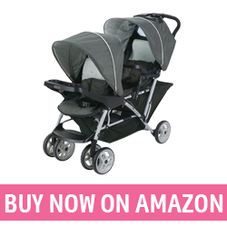 Graco Double Stroller Review