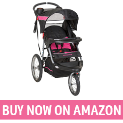 Baby Trend Expedition - Best Stroller for Beach Vacation