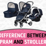 Difference Between Pram and Stroller