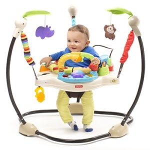 Fisher-Price Jumperoo Luv U Zoo Review