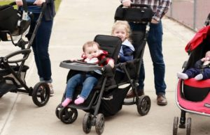 best sit and stand strollers review