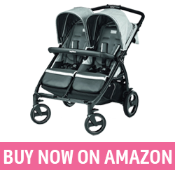 Peg Perego Book for Two Baby Stroller - Double Stroller