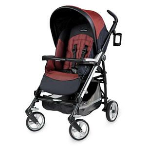 Peg Perego Pliko Mini Stroller Review