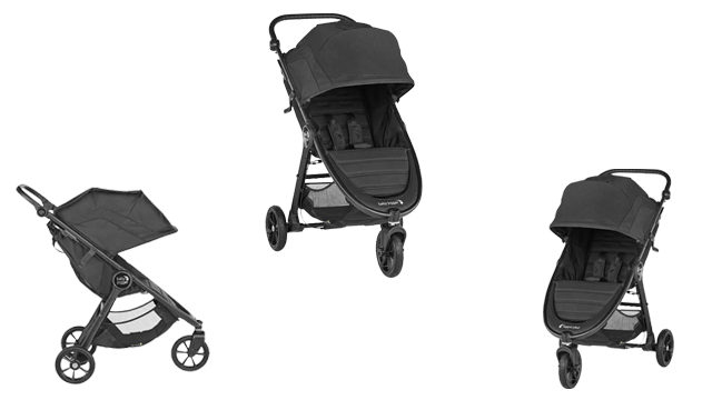 baby jogger city mini single stroller review