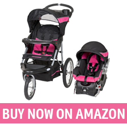 Jogging Stroller for 3-Year-Old